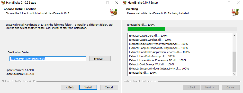 HandBrake Documentation — Downloading and installing HandBrake